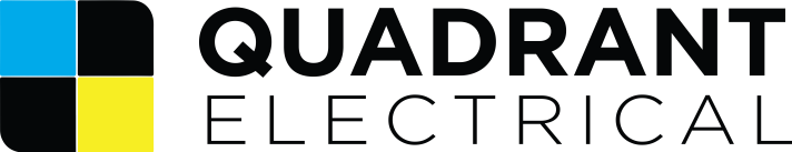 Quadrant electrical logo